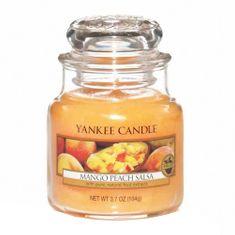 Yankee Candle Sveča v steklenem kozarcu , Mango in breskev salsa, 104 g