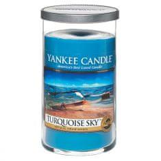 Yankee Candle Svíčka ve skleněném válci , Tyrkysová obloha, 340 g