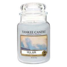 Yankee Candle Sviečka v sklenenej dóze , Morský vzduch, 623 g
