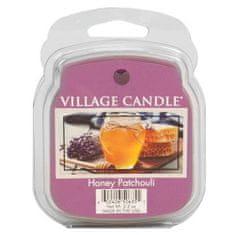 Village Candle Dišeča voska vaška sveča, Med in pačuli, 62 g