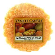 Yankee Candle Vonný vosk , Salza z manga a broskví, 22 g