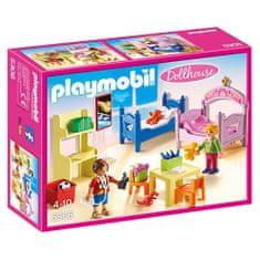 Playmobil Barevný dětský pokoj , Dům pro panenky, 39 dílků
