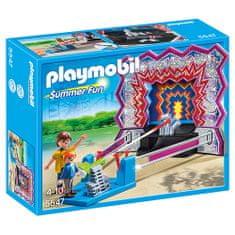Playmobil Lőtér kannákkal, Lőtér kannákkal