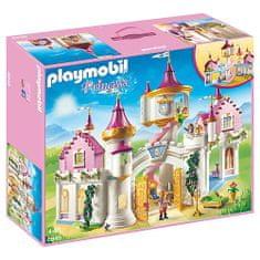 Playmobil Vár a hercegnők számára , Zár, 475 db