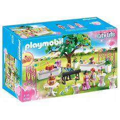 Playmobil Svadobná párty Playmobil, Svadba, 193 dielikov