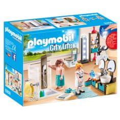 Playmobil Kúpeľňa Playmobil, Moderný dom, 30 dielikov