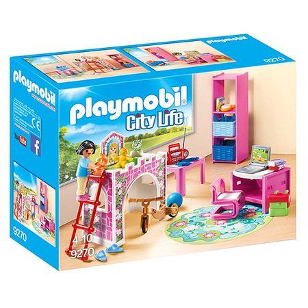 Playmobil Otroška soba , M NK SUHO SQD KRATKO K 18