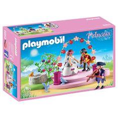 Playmobil Masquerade ball , Zár, 77 db