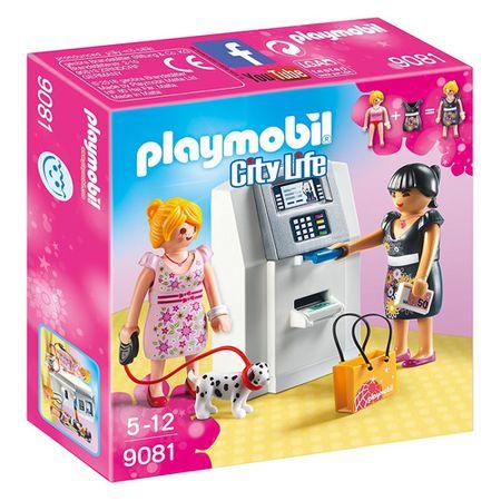 Playmobil Bankomat , Nakupovalni center, 22 kosov