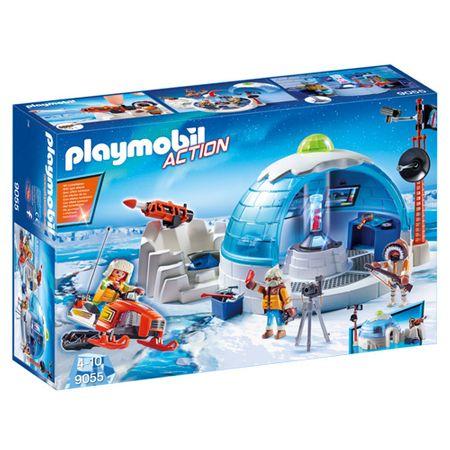 Playmobil A sarki expedíció lakásai, Poláris expedíció, 85 darab