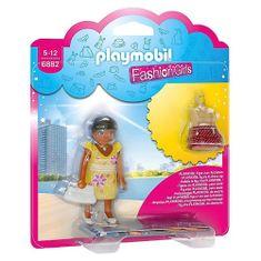 Playmobil Lány egy nyári ruhában , Divatbemutató, 8 darab
