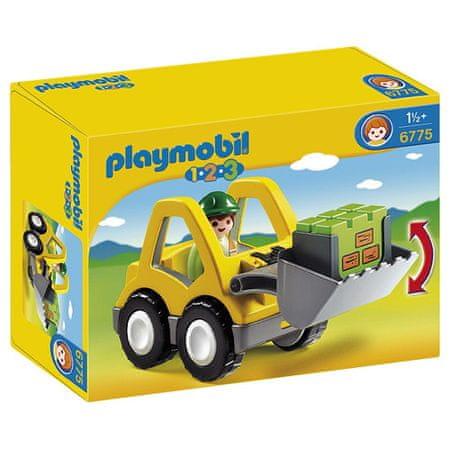 Playmobil homlokrakodó, Homlokrakodó