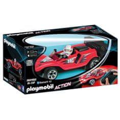 Playmobil RC Rocket Racer , Świat silników, czerwony