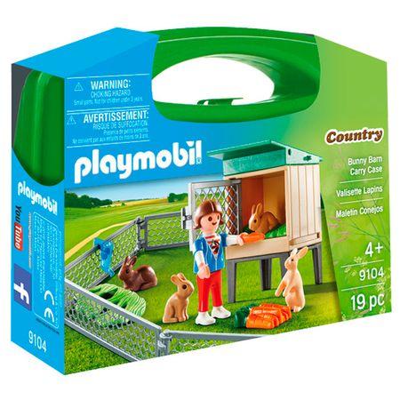Playmobil Nyúlgyár , Farm, 19 darab