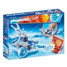 Playmobil Fagyos a indítóval, Sport és rendezvények, 6 darab