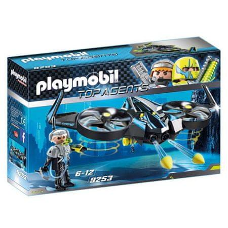 Playmobil Mega drone , M NK BRT SQD TOP SS 18