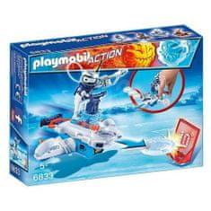 Playmobil Icebot indítóval, Sport és rendezvények, 7 darab