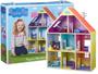 8 - TM Toys Peppa Pig lesena hiša, vključno z opremo