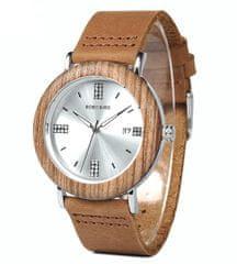 Belmonde Dřevěné hodinky Blanche