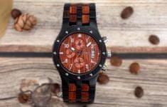 Belmonde Dřevěné hodinky Corneille