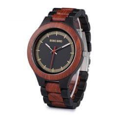 Belmonde Dřevěné hodinky Donatien 6881