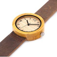 Belmonde Dřevěné hodinky Brigitte