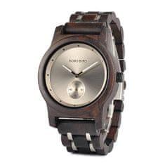 Belmonde Dřevěné hodinky Adrien