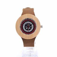Belmonde Dřevěné hodinky Lucinde 6889