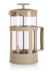 ROYCE BOHEMIA, konvice 1,0l ALEGRIA, COFFEE MAKER, sklo+plast