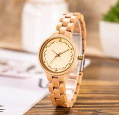 Belmonde Dřevěné hodinky Chloé