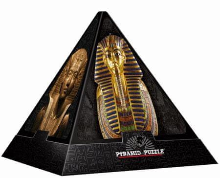 D-Toys Puzzle 500 dílků Jigsaw Puzzle - 500 dílků - 3D Pyramid - Egypt : Ma