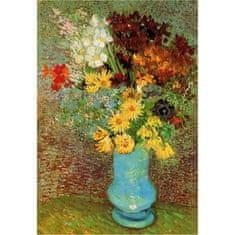 D-Toys Puzzle 1000 dílků Jigsaw Puzzle - 1000 dílků - Van Gogh : Flowers in
