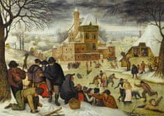 D-Toys Brueghel: Winter 1000 dielikov