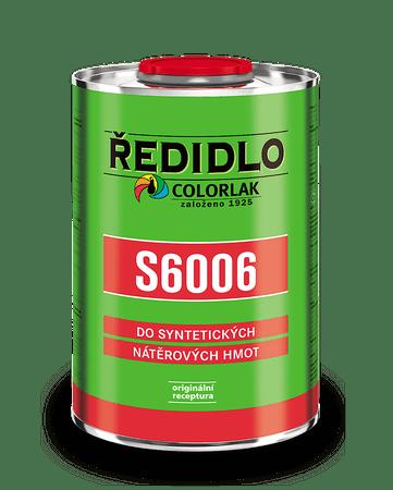 COLORLAK Riedidlo S-6006, 0,42 l