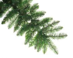 Seizis Girlanda zelená, 200 konárov, priem. 35 cm x 2,7 m