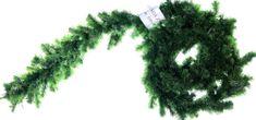 Seizis Girlanda zelená, 330 konárov, 2,7 m