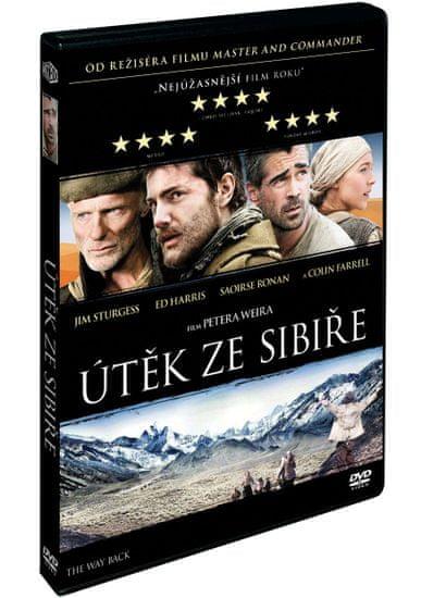 Útěk ze Sibiře - DVD
