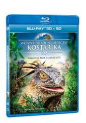 Světové přírodní dědictví: Kostarika - Národní park Guanacaste 2D+3D - Blu-ray