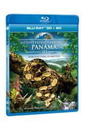 Světové přírodní dědictví: Panama - Národní park La Amistad 2D+3D - Blu-ray