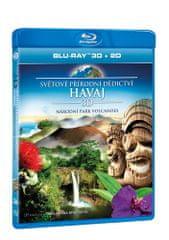 Světové přírodní dědictví: Havaj - Národní park Volcanoes 2D+3D - Blu-ray