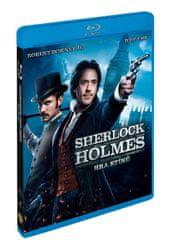 Sherlock Holmes: Hra stínů - Blu-ray