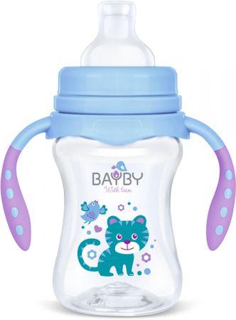 BAYBY BFB 6111 Trénovací lahev 12m+ modrá
