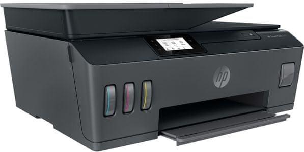 Tiskárna HP, barevná inkoustová smart tank snadné doplnění inkoustu