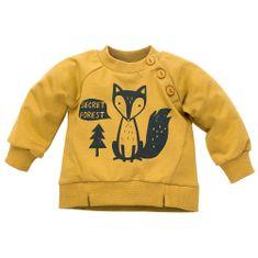 PINOKIO dětská mikina Secret Forest