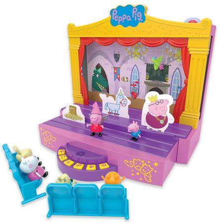 TM Toys Peppa Pig postavite gledališče