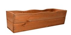 Rojaplast Truhlík 64 cm hnědý