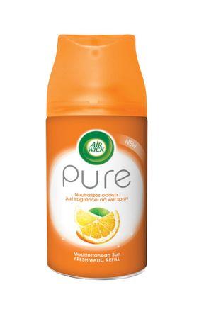 Air wick Pure osvežilec zraka, mediteranski sončni zahod, 250 ml