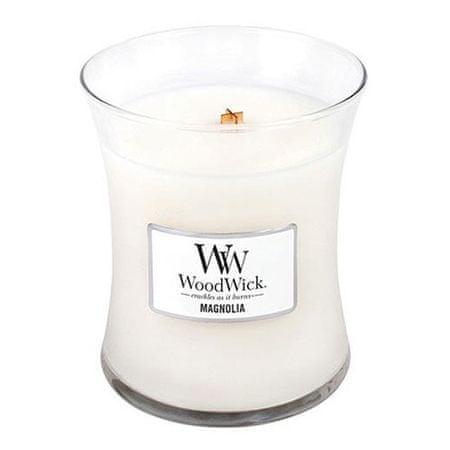 Woodwick Dišeča vaza za sveče Magnolia 275 g