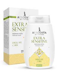 Kozmetika Afrodita Extra Sensitive, intimno milo, 200 ml