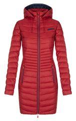 Loap Damski płaszcz Jessika Haute Red CLW19116-G55G